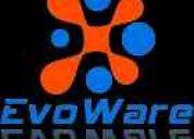 Evoware. desarrollo de aplicaciones, paginas web