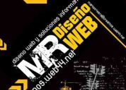 Diseño web & soluciones informaticas