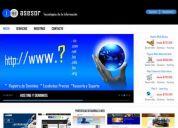 Desarrollo paginas web