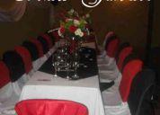 Salon de eventos julizeth , realizamos toda clase de eventos sociales y empresariales