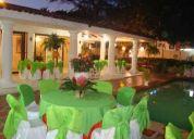 Casa real, banquetes y eventos, santa marta