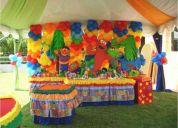 Diseño y decoracion de fiestas infantiles magianimaciones