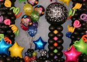 decoraciones los globos