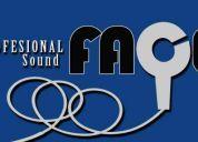 Face - sonido
