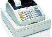 Mantenimiento y reparacion de máquinas registradoras a domicilio