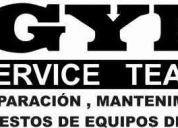 Reparacion elipticas athletic,dp,sportop,gym top,winn ab370 etc