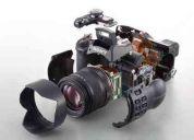 Reparacion de camaras digitales y videocamaras ...todas las marcas-garantizado
