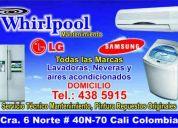 Whirlpool cali