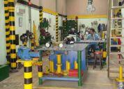 mantenimiento, repraracon, calibracion de valvulas y equipos de control