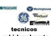 Tecnicos whirlpool reparan lavadoras secadoras neveras nevecones cel. 310 2 28 68 86