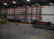 Suministramos estanterias montacargas electrico mantenimiento a estanteiras de todo tipo