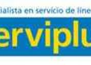servicio tecnico  serviplus  de colombia pbx8221074  cel3115239310 empresa  todas marcas