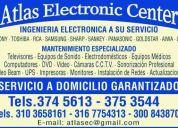 Reparacion y mantenimiento de televisores y equipos de sonido a domicilio — barranquilla