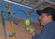 Reconexion de gas natural cel.3102915040 servicio tecnico certificado
