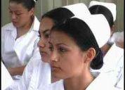 Encasa profesionales de la salud a su servicio
