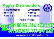 Calderas servicio tecnico calentadores bosch tel 4 9 1 9 0 9 6