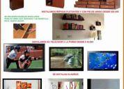 Instalador de muebles,soportes del lcd, repisas flotantes ,persianas