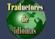 Traduccion simultanea ingles español