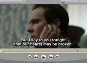 Subtitulado traducción,  ingles - español videos bogota