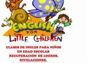Aprende ingles jugando , clases ingles para niÑos y jovenes