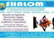 Shalom traducciones
