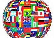 servicios de traduccion ingles-espaÑol-  bogota - colombia