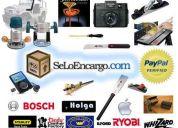 La tienda de encargos y envios desde el exterior a colombia especializada en herramientas