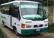 Ofrezco servicio de transporte de turismo a nivel nacional