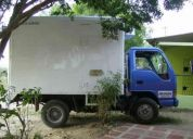 Alquilo vehiculo de transporte de alimentos