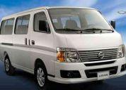 servicio de transporte empresarial, escolar, turismo, eventos y reuniones