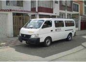 Servicio transporte escolar, turismo:5487429-3015484969