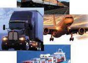 Empresa de mudanzas internacional y logística integral