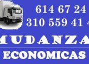 Mudanzas economicas en todo el pais!!!!!