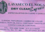 Lavaseco el nogal