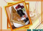 Buffet , catering y refrigerios