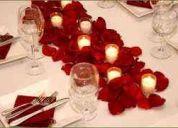 Banquetes y recepciones