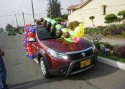 Decoraciones carmencitas   todo un mundo en decoracion con globos