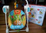 columpio precious planet de fisher price