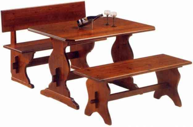 Comedores rusticos muebles rusticos comedor mesas for Comedores bogota precios