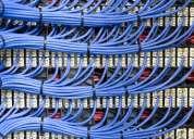 Montaje e intalacion de redes y cableado estructurado y reparacion de pcs