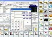 Inventarios pos facturación cxc cxp clientes lleve su contabilidad sin caja registradora !