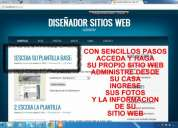 Ganga arriendo servicio web tenga su propio sitio web en minutos