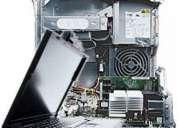 Reparación mantenimiento computadores