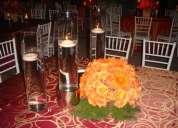 eventos-centros de mesa desde $8.000  mayoristas de eventos