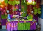 Decoracion con globos y tematicas