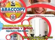 Calentadores venta - reparacion -mantenimiento  6861614