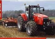 Reparacion y mantenimiento de tractores  valle del cauca