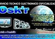 Reparacion mantenimiento tv lcd plasma, equipos de sonido,