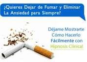 Dejar de fumar fácilmente con hipnosis, medellin