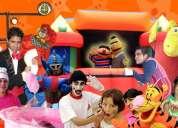 Fiestas para niños bogotá